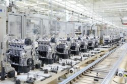 engine manufactoring